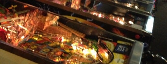 Pinball Wizard Arcade is one of Pinball Destinations.