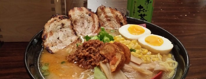 Ramen Misoya is one of Foodie stops.