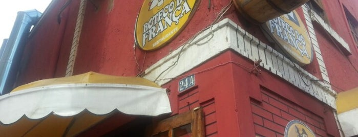 Boteco do França is one of Salvador.