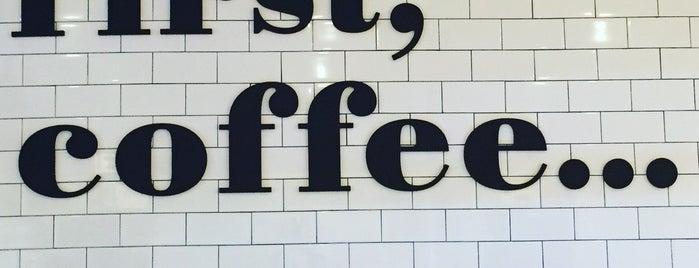 First 25 Cafe is one of Celine 님이 저장한 장소.