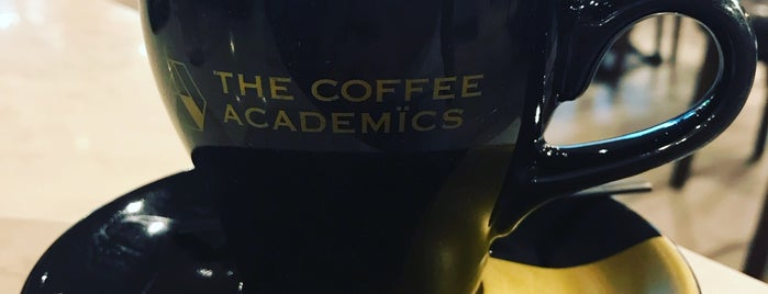 The Coffee Academics is one of Singapore.