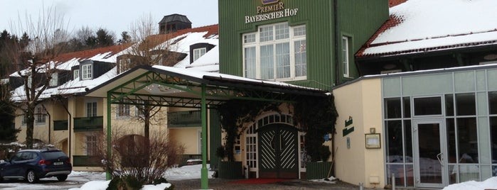 Best Western Premier Bayerischer Hof Miesbach is one of Bayern.