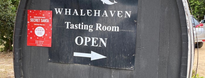 Whalehaven Winery is one of Cape Town.