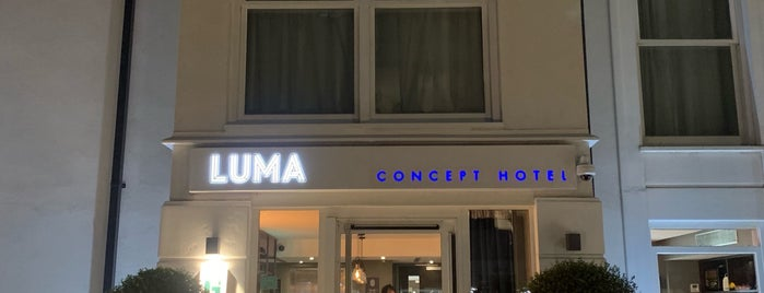 LUMA Concept Hotel Hammersmith London is one of London.