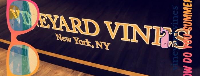 Vineyard Vines is one of สถานที่ที่ Mike ถูกใจ.