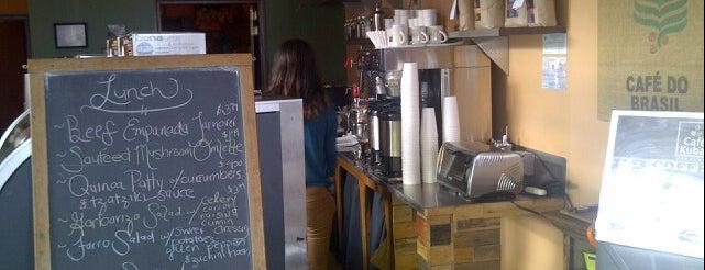 Café Kubal is one of Lugares favoritos de Steve.