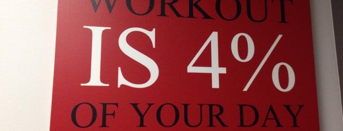 Ellen's Ultimate Workout is one of Andrea 님이 좋아한 장소.