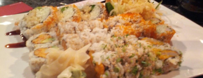 Samurai Japanese Cuisine is one of Donovanさんの保存済みスポット.