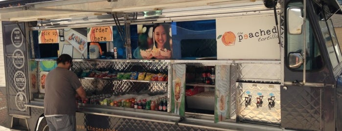 The Peached Tortilla is one of Food Trucks ATX.