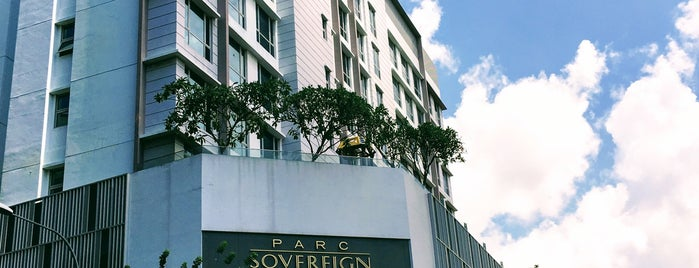 Parc Sovereign Hotel is one of Singapore.