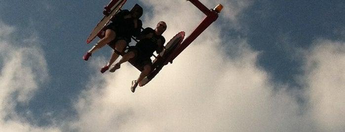 SkyScraper is one of Conquering Cedar Point.