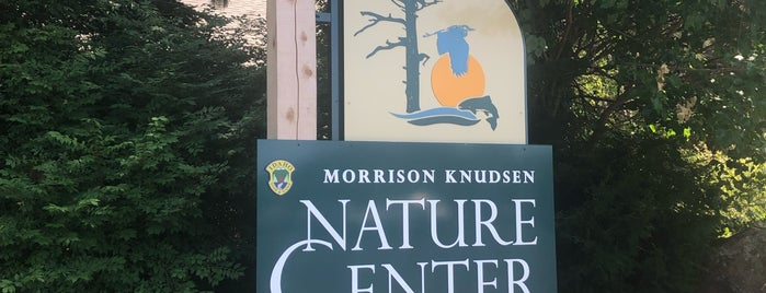 MK Nature Center is one of Idaho Fun.