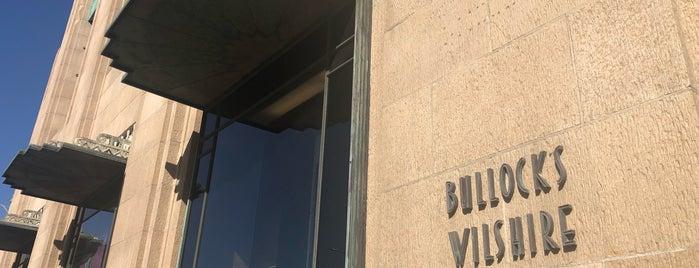Bullocks Wilshire is one of LA.