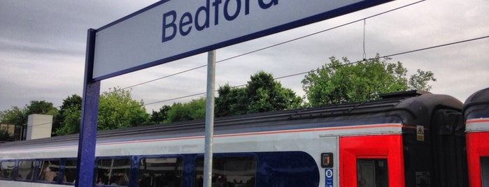 Bedford Railway Station (BDM) is one of UK.