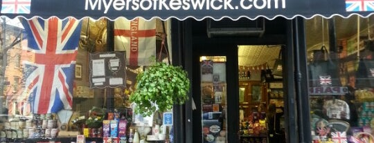 Myers of Keswick is one of Lieux sauvegardés par Rob.