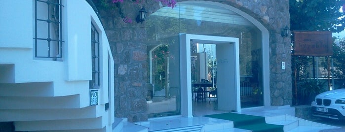 By Pablo Suite Hotel is one of bodrum.