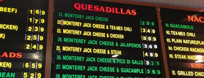 Happy Taco Burrito is one of 5-Block Food Radius from Greenwich Village Apt.