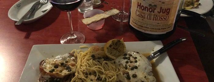 Sortino's Little Italy Ristorante is one of Posti salvati di ImSo_Brooklyn.