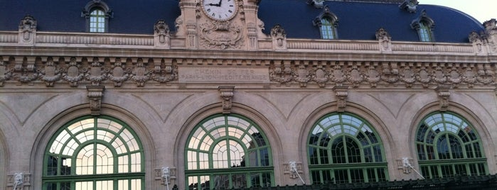Gare de Lyon-Brotteaux is one of Orte, die Audrey gefallen.