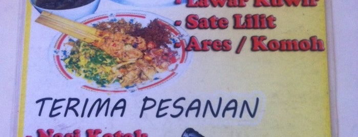 Lawar Kuwir Pan sinar is one of Eden for Tummy in Some-Called Paradise.