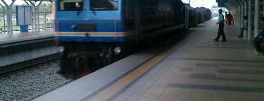 Tapah Road KTM Station is one of Yunus'un Beğendiği Mekanlar.