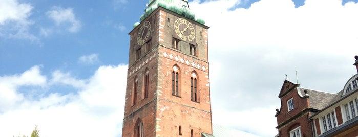 Lübeck is one of Tempat yang Disukai Daniel.