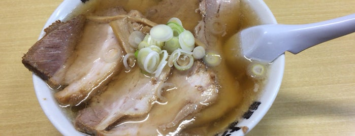 麺屋 ようすけ is one of 佐野ラーメン.
