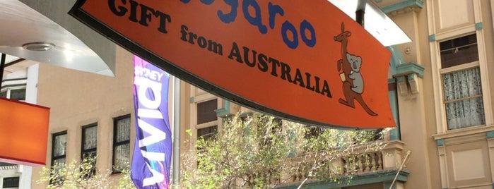 Kogaroo is one of Sydney, NSW.