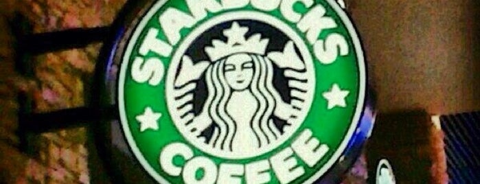 Starbucks is one of Lieux qui ont plu à Natalie.