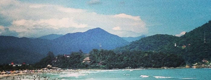 Ubatuba is one of Cidades.