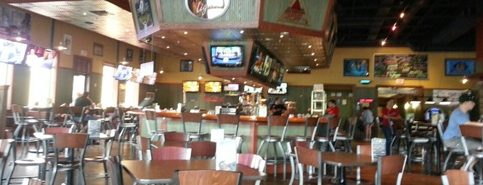 Big E's Sports Grill is one of Summer Eats.