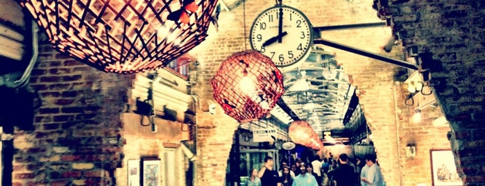 Chelsea Market is one of NY.