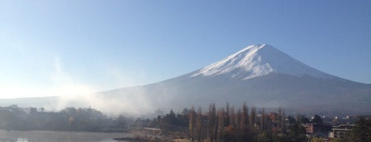 Mt. Fuji is one of World Heritage Sites List.