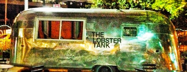 The Lobster Tank is one of Rando Stuff in NYC to Try.