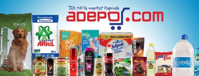 Adepo.com is one of Posti che sono piaciuti a Gizem.