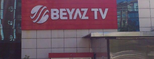 Beyaz TV is one of Tv.