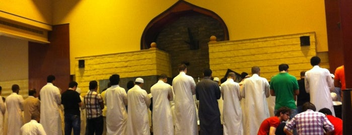 مسجد عمرو باكير is one of Tempat yang Disukai Ream.