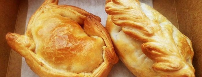 Che Empanadas is one of NC Raleigh.