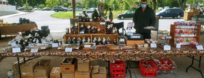 Harrisonburg Farmer's Market is one of Best Kept Secrets.