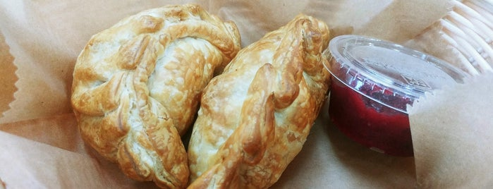 Che Empanadas is one of Raleigh.