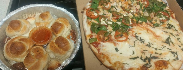 Peri Brothers Pizza is one of Raleigh Favorites II.