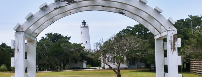Ocracoke, NC is one of Top Spots in North Carolina.