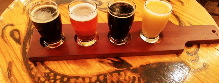Koi Pond Brewery is one of Breweries or Bust 2.