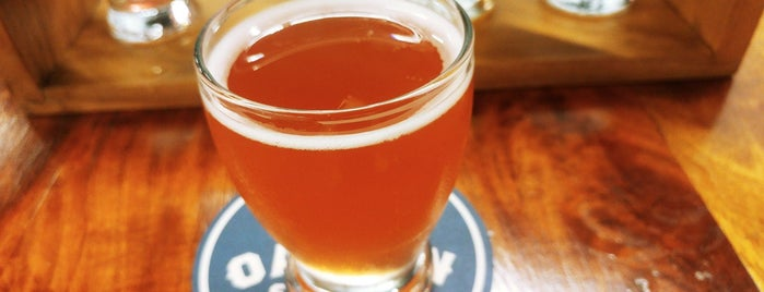 Oaklyn Springs Brewery is one of Breweries or Bust 3.