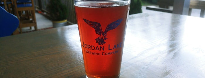 Jordan Lake Brewing Company is one of NC Craft Breweries.