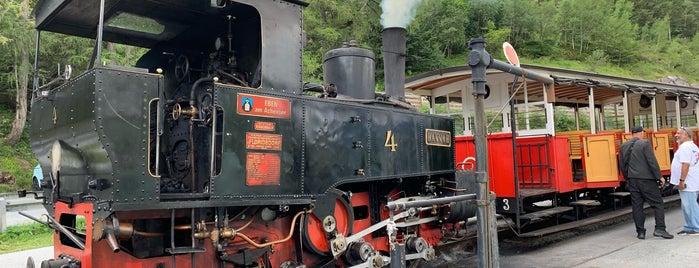 Anlegestelle + Bahnhof Seespitz is one of Trips / Achensee.
