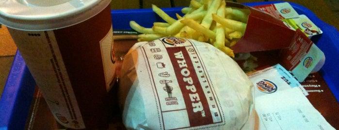 Burger King is one of Doğukan 님이 좋아한 장소.