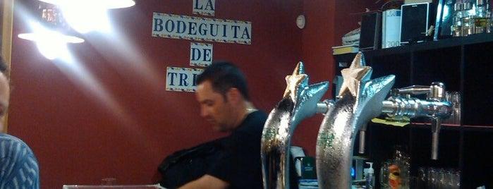 La Bodeguita De Triana is one of ñam-ñam!.