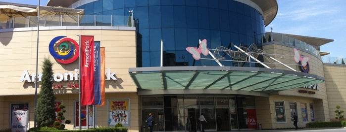 ArmoniPark is one of Mall - Shopping.