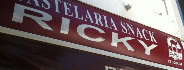 Pastelaria Ricky is one of Orte, die Lisa gefallen.